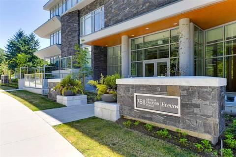 Condo for sale at 768 Arthur Erickson Pl Unit 204 West Vancouver British Columbia - MLS: R2380818