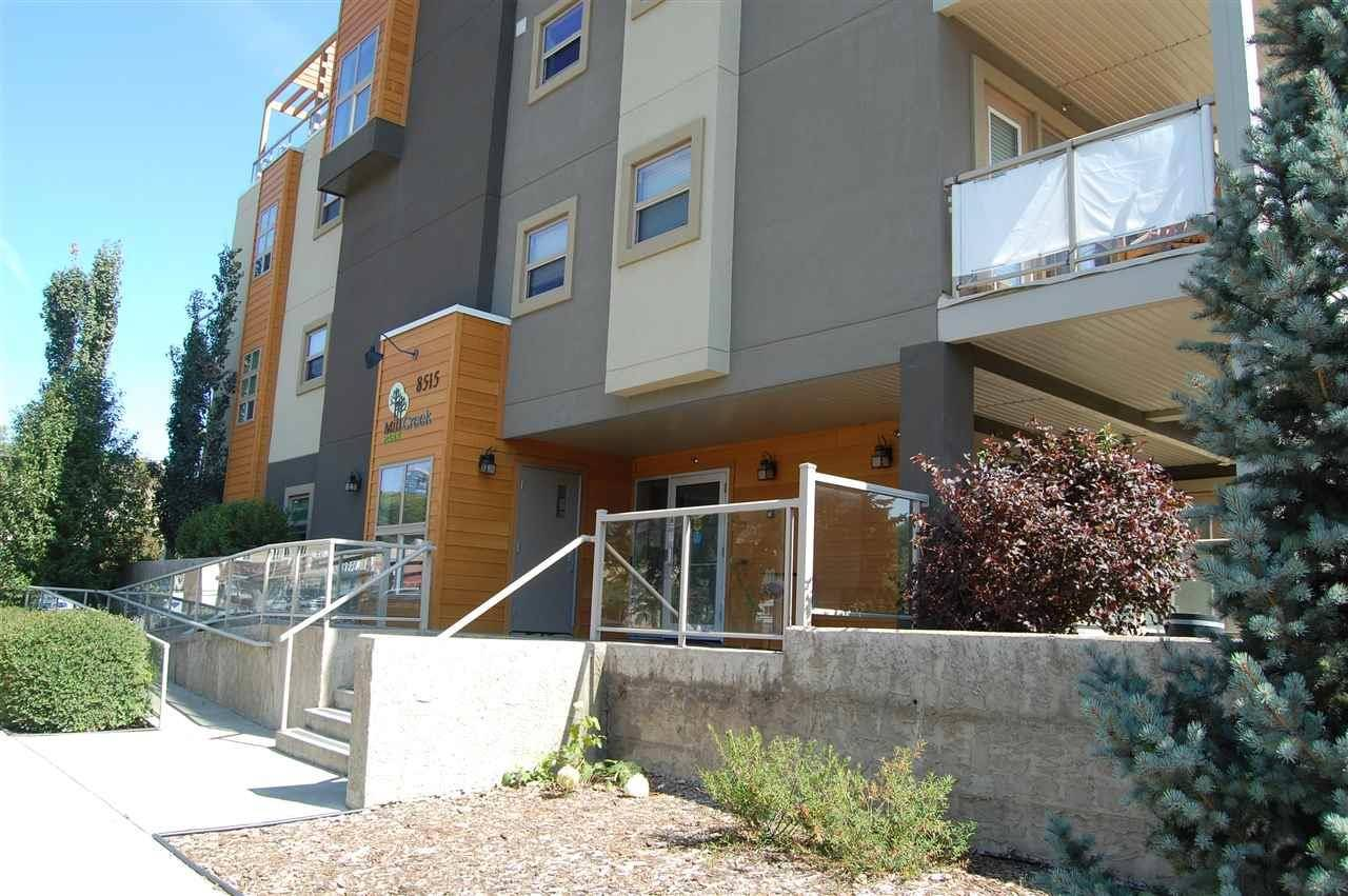 Condo for sale at 8515 99 St Nw Unit 204 Edmonton Alberta - MLS: E4170932