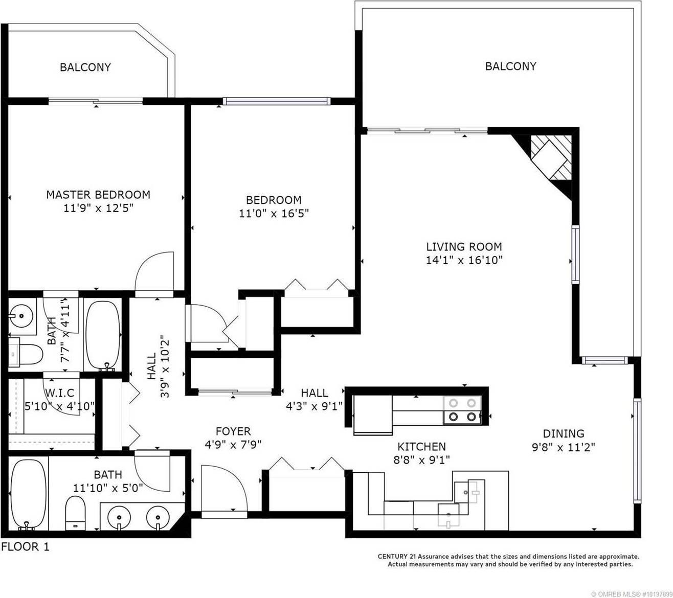 Condo for sale at 983 Bernard Ave Unit 204 Kelowna British Columbia - MLS: 10197899