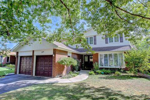 House for sale at 204 All Saints Cres Oakville Ontario - MLS: W4691733