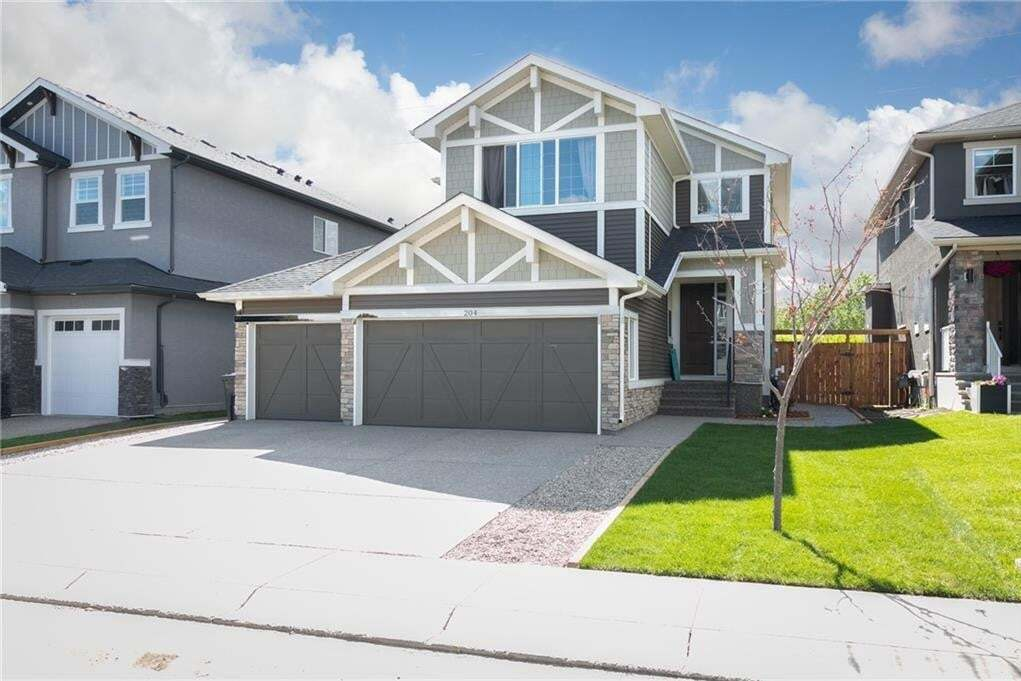 House for sale at 204 Aspenmere Wy Westmere, Chestermere Alberta - MLS: C4301810