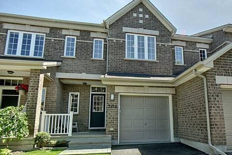 Townhouse for sale at 204 Bookton Pl Ottawa Ontario - MLS: 1157314