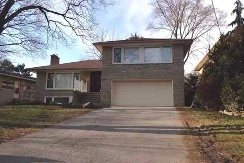 House for rent at 204 Burbank Dr Toronto Ontario - MLS: C4529888