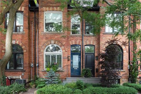 Townhouse for sale at 204 De Grassi St Toronto Ontario - MLS: E4730147