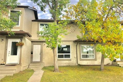 Townhouse for sale at 204 Deerpoint Ln Southeast Calgary Alberta - MLS: C4281626