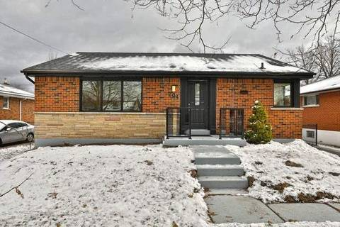 House for sale at 204 Fernwood Cres Hamilton Ontario - MLS: X4649926