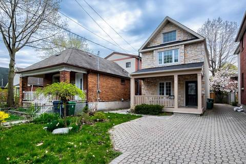 House for sale at 204 Glebemount Ave Toronto Ontario - MLS: E4453097