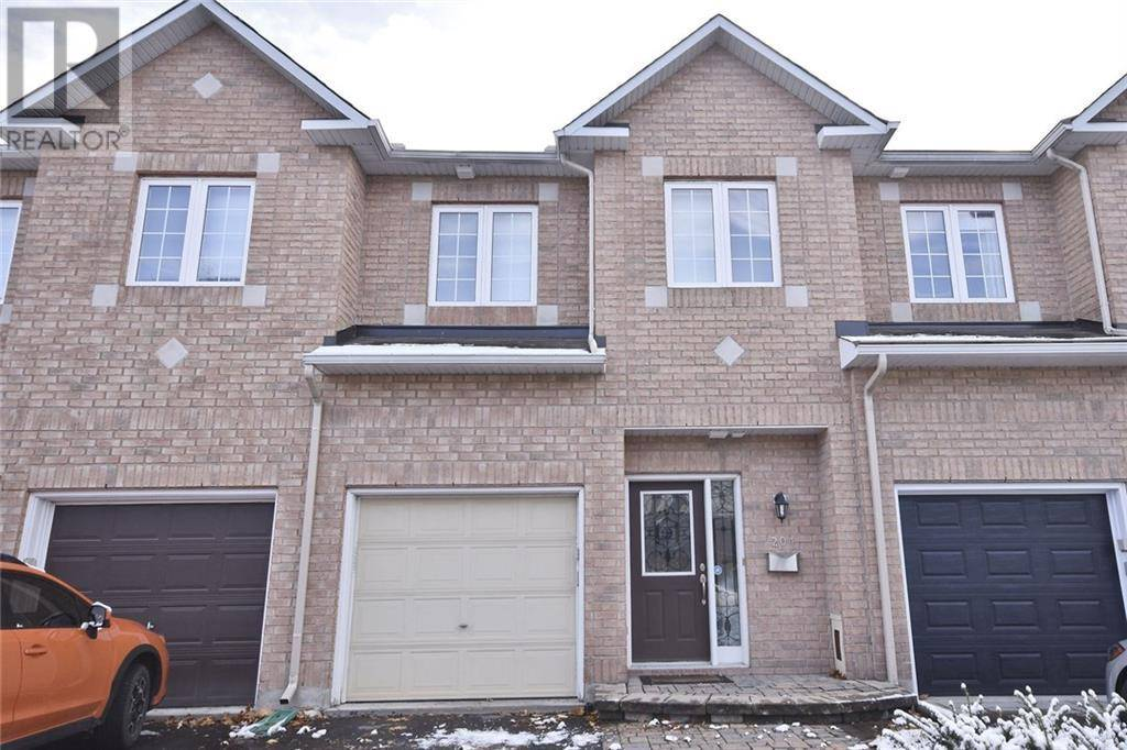 Townhouse for sale at 204 Glynn Ave Ottawa Ontario - MLS: 1175079