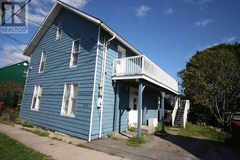Townhouse for sale at 204 Guilford St Saint John New Brunswick - MLS: NB011494