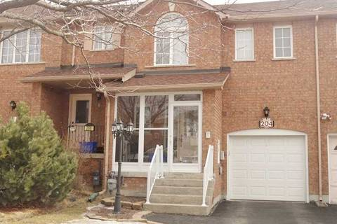 Townhouse for rent at 204 Kimono Cres Richmond Hill Ontario - MLS: N4387776