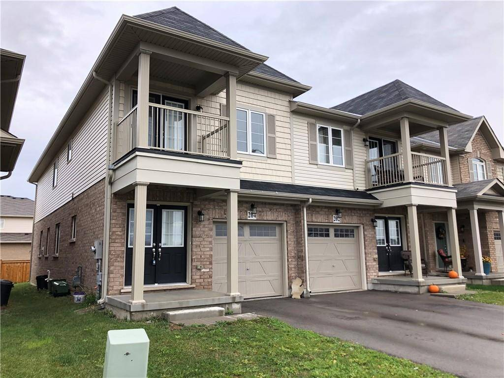 House for rent at 204 Lormont Blvd Stoney Creek Ontario - MLS: H4066416