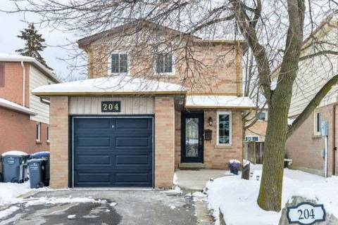 House for sale at 204 Martindale Cres Brampton Ontario - MLS: W4673698