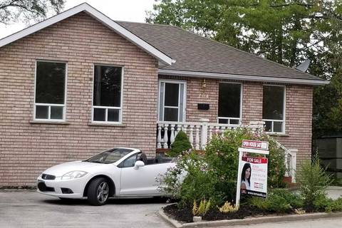House for sale at 204 Old Mosley St Wasaga Beach Ontario - MLS: S4560368