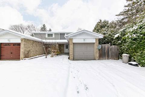 Townhouse for sale at 204 Ormond Dr Oshawa Ontario - MLS: E4636446