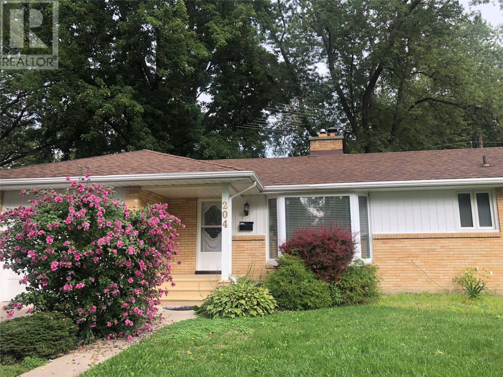 House for rent at 204 St. Mark's Rd Tecumseh Ontario - MLS: 19025912