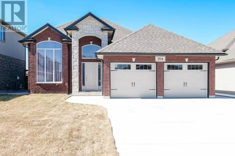 House for sale at 204 Summer St Belle River Ontario - MLS: 19014781