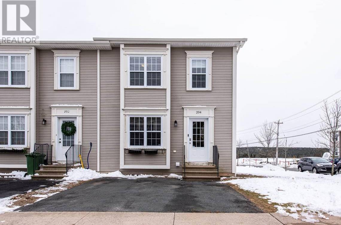 Townhouse for sale at 204 Transom Dr Halifax Nova Scotia - MLS: 201927019