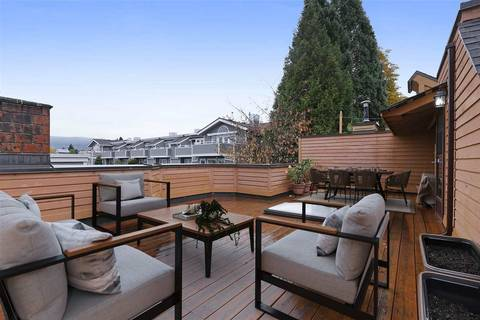 Townhouse for sale at 204 4th St W North Vancouver British Columbia - MLS: R2337453