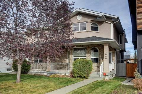 Townhouse for sale at 2040 38 Ave Southwest Calgary Alberta - MLS: C4273589
