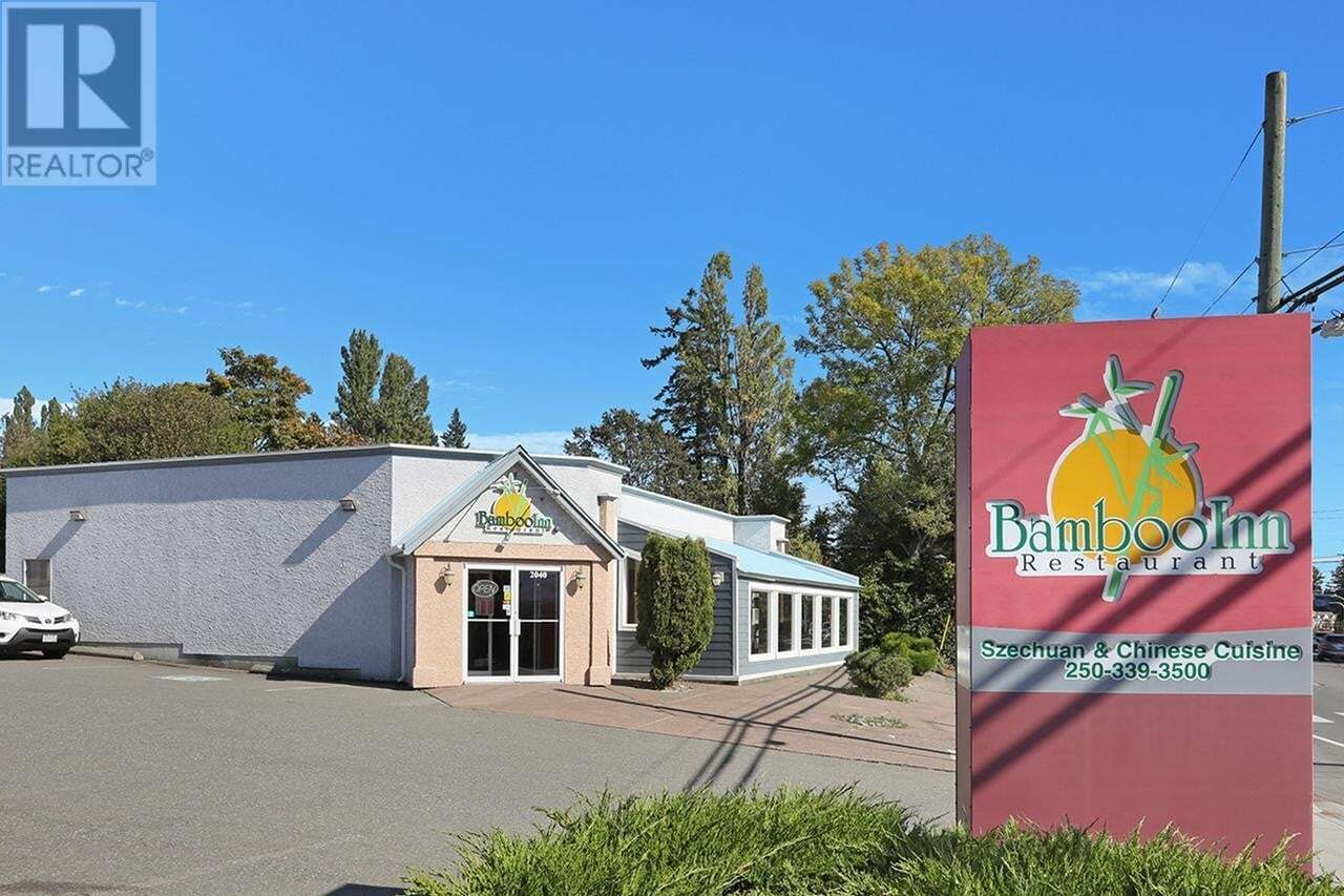 Commercial property for sale at 2040 Comox  Comox British Columbia - MLS: 842325