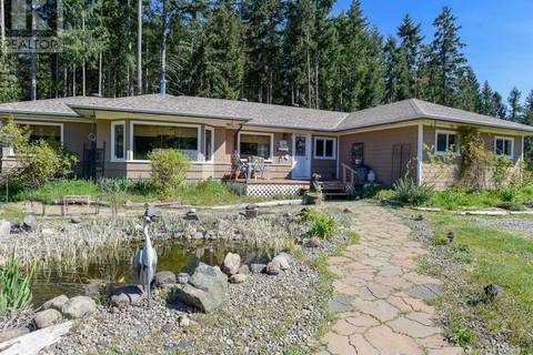 House for sale at 2040 Dzini Rd Black Creek British Columbia - MLS: 454302