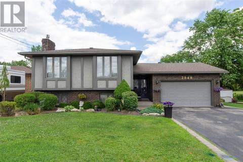 House for sale at 2040 Spring Garden  Windsor Ontario - MLS: 19021778