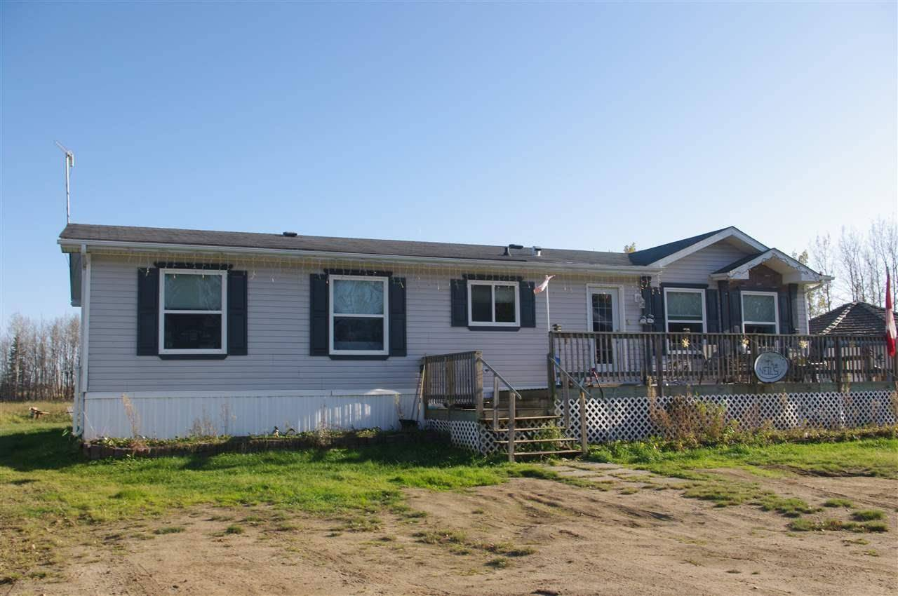 House for sale at 204077 Twp Rd Rural Athabasca County Alberta - MLS: E4180845