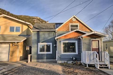 House for sale at 2041 135 St Blairmore Alberta - MLS: LD0158358