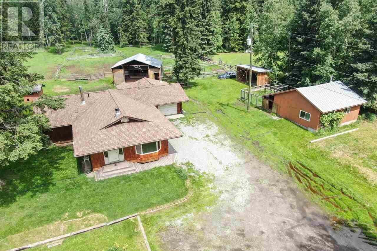House for sale at 2041 Eberg Rd Quesnel British Columbia - MLS: R2472329
