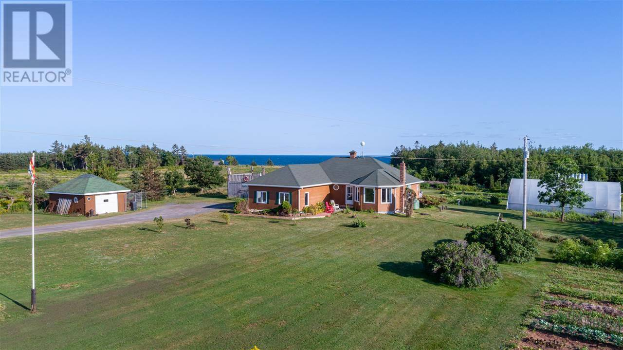House for sale at 2041 Point Prim Rd Point Prim Prince Edward Island - MLS: 201919318