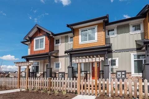 Townhouse for sale at 20413 82 Ave Langley British Columbia - MLS: R2371134