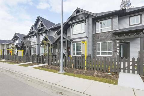 Townhouse for sale at 20415 86 Ave Langley British Columbia - MLS: R2379437