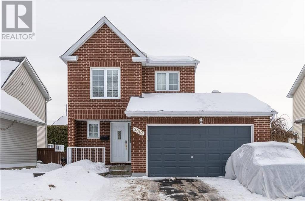 House for sale at 2042 Gardenway Dr Ottawa Ontario - MLS: 1179839