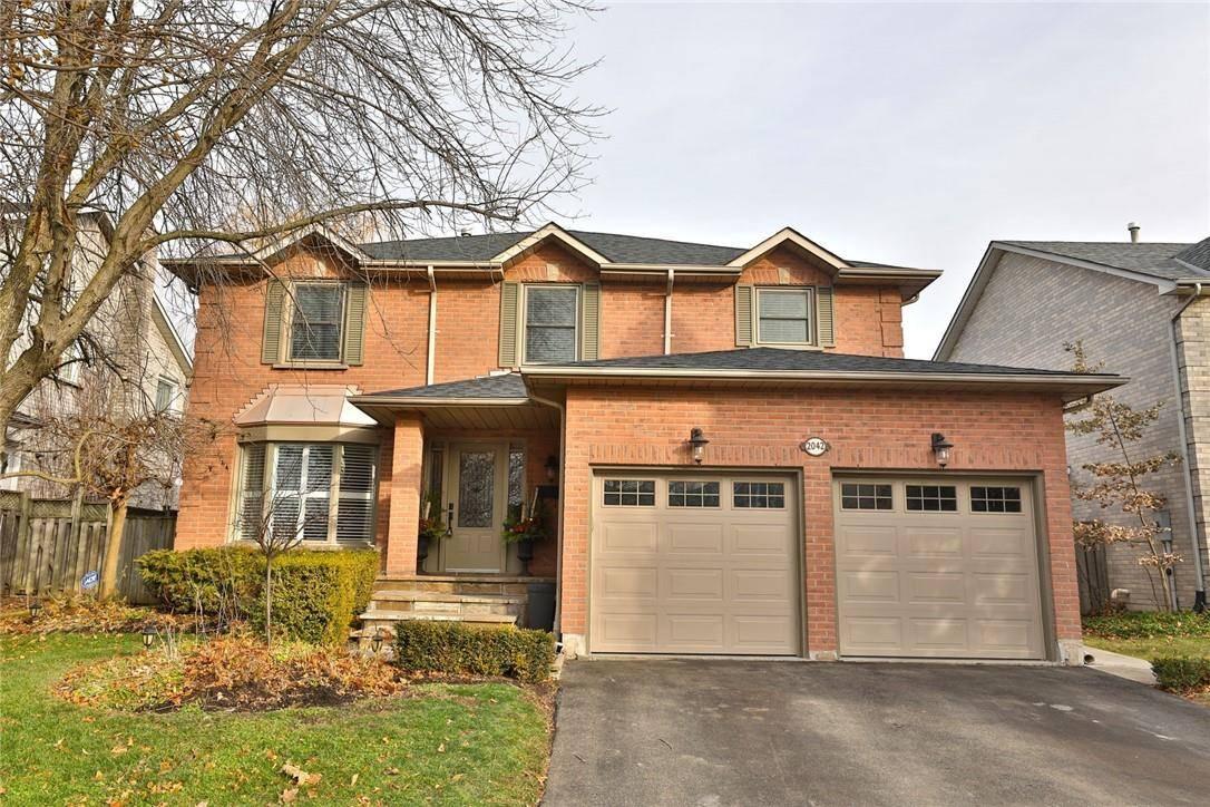 House for sale at 2042 Parklane Cres Burlington Ontario - MLS: H4069265