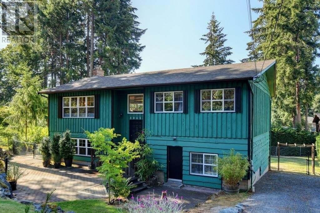 House for sale at 2042 Sunnybrook  Shawnigan Lake British Columbia - MLS: 850431