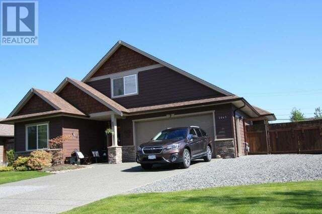 House for sale at 2043 Evans Pl Courtenay British Columbia - MLS: 468569