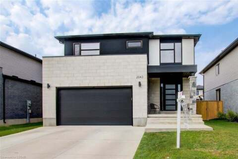 House for sale at 2043 Westwick Wk London Ontario - MLS: 40023169