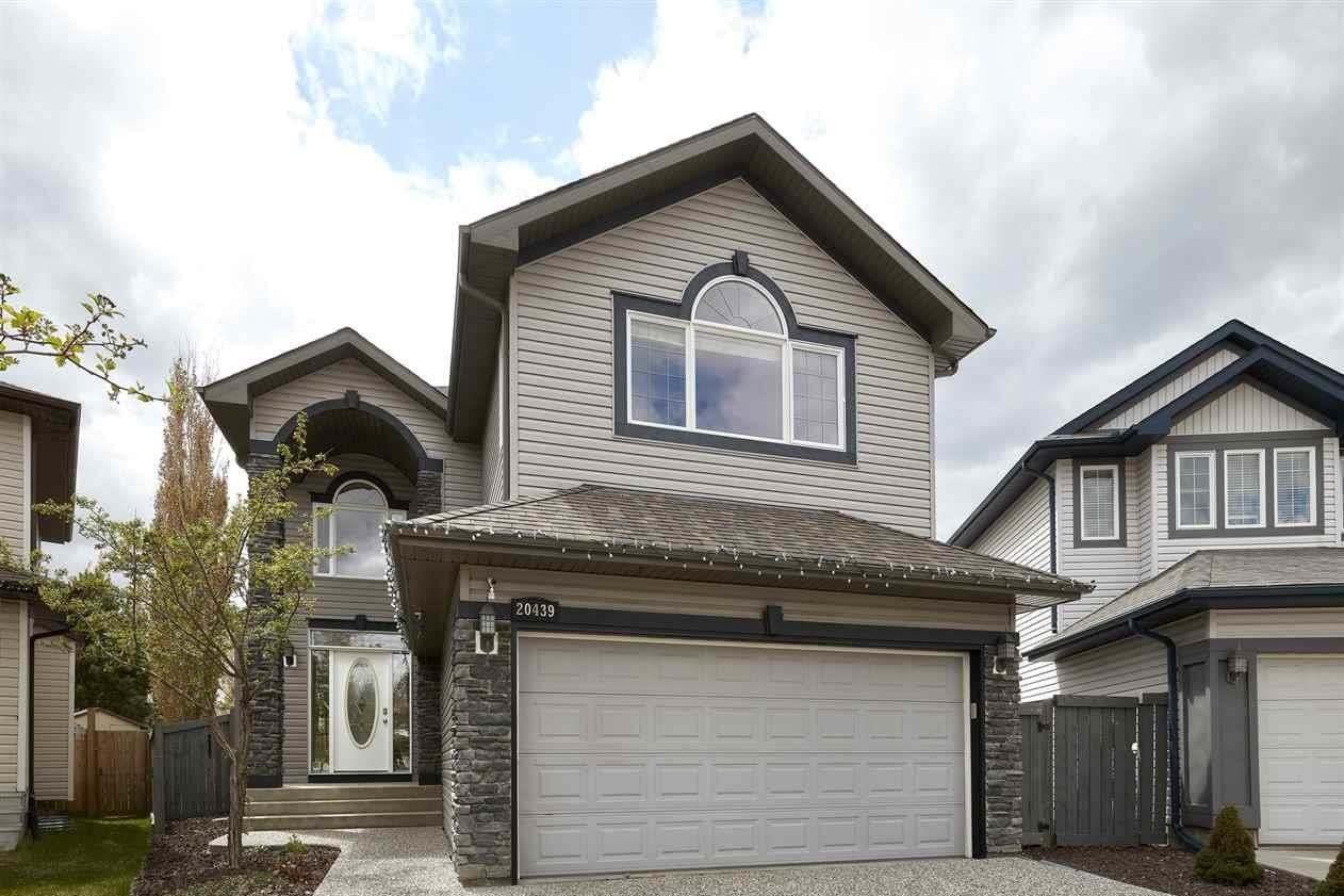 House for sale at 20439 51 Av NW Edmonton Alberta - MLS: E4198150