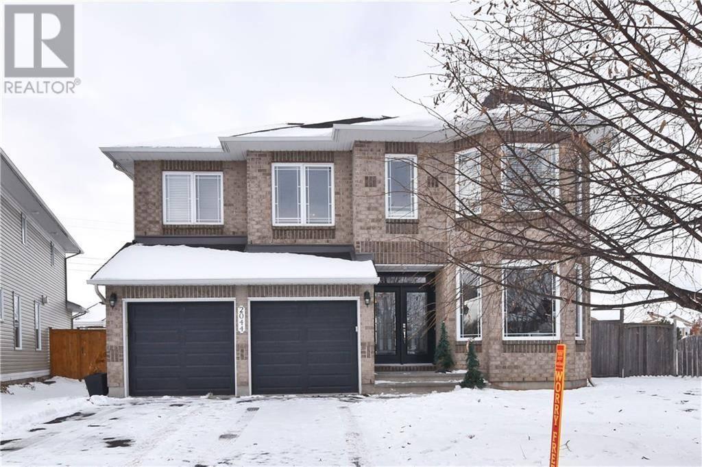 House for sale at 2044 Boisfranc Circ Ottawa Ontario - MLS: 1175872
