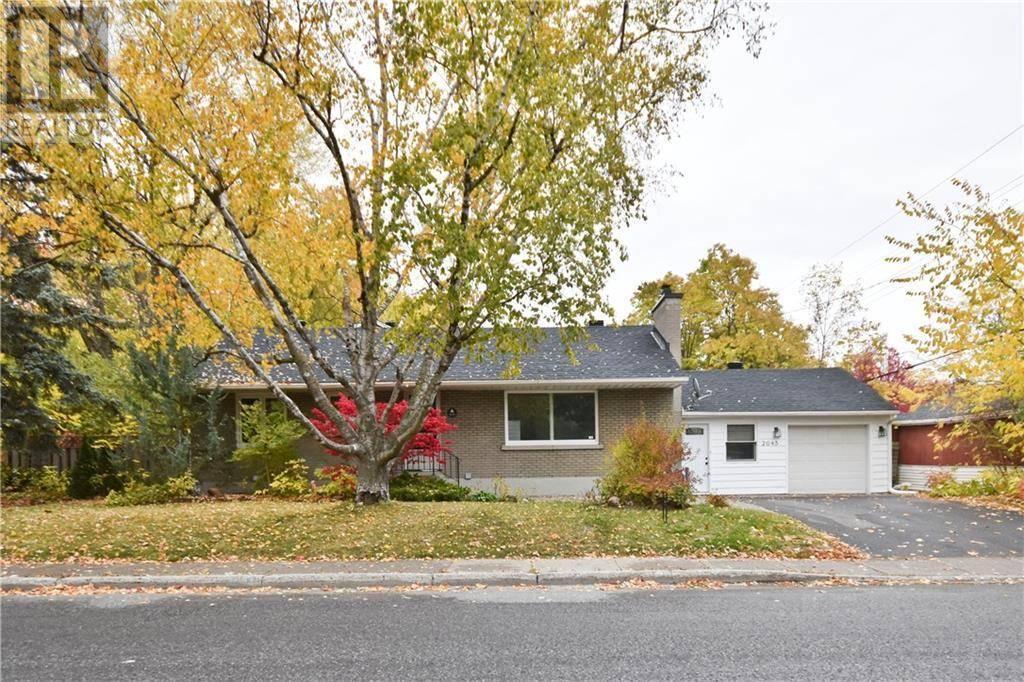 House for sale at 2045 Saville Rw Ottawa Ontario - MLS: 1166835
