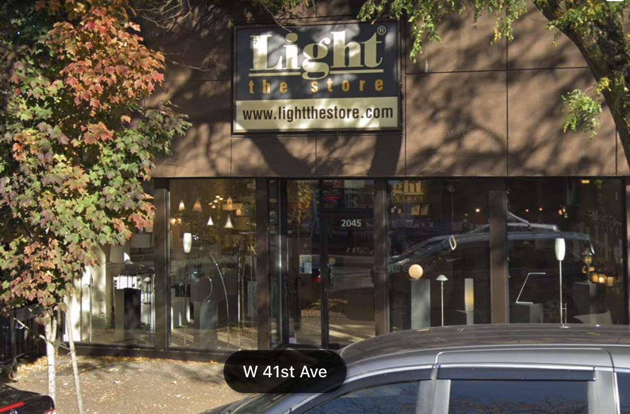 Commercial property for lease at 2045 41st Ave West Vancouver British Columbia - MLS: C8028827