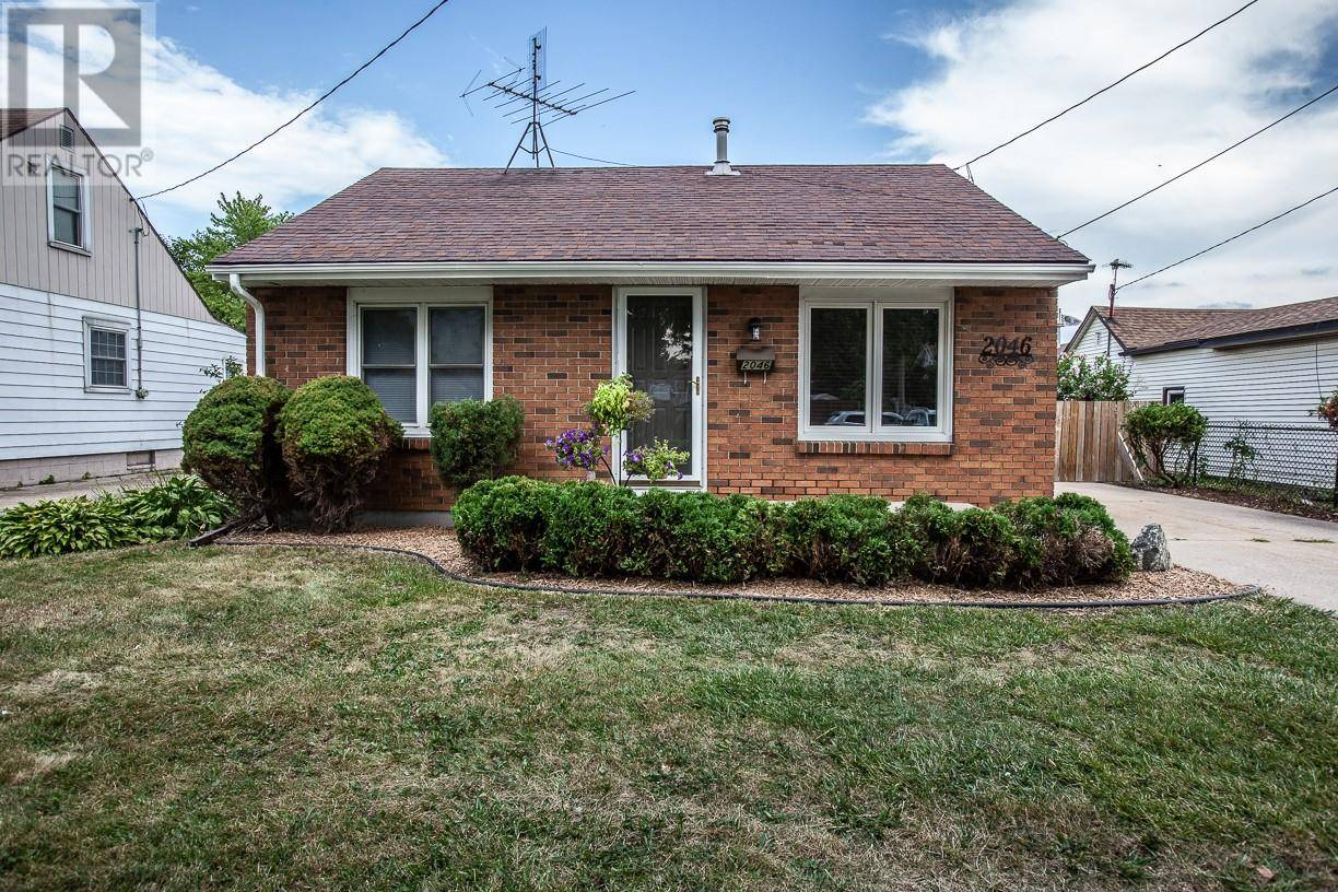 House for sale at 2046 Jefferson St Windsor Ontario - MLS: 19023687