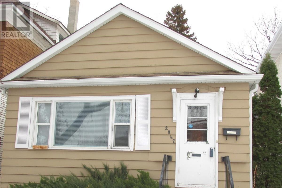 House for sale at 2047 Retallack St Regina Saskatchewan - MLS: SK834786