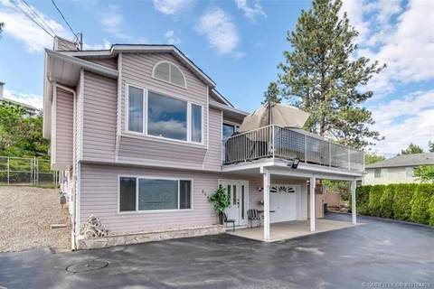 House for sale at 2048 Shamrock Dr West Kelowna British Columbia - MLS: 10184409