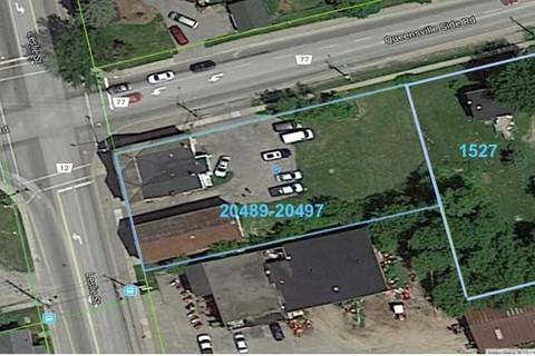 Commercial property for sale at 20489 -20497 Leslie St East Gwillimbury Ontario - MLS: N4666467