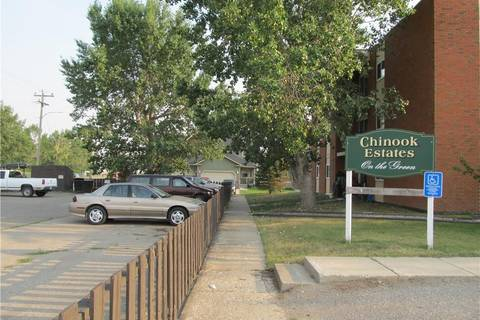 Condo for sale at 1 Chinook Cres Unit 205 Claresholm Alberta - MLS: C4291710