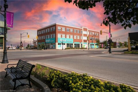 Commercial property for sale at 1 Huron St Unit 205 Collingwood Ontario - MLS: 108646