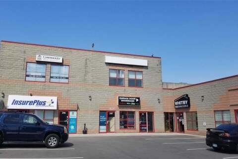 Commercial property for sale at 10 Sunray St Unit 205 Whitby Ontario - MLS: E4795952
