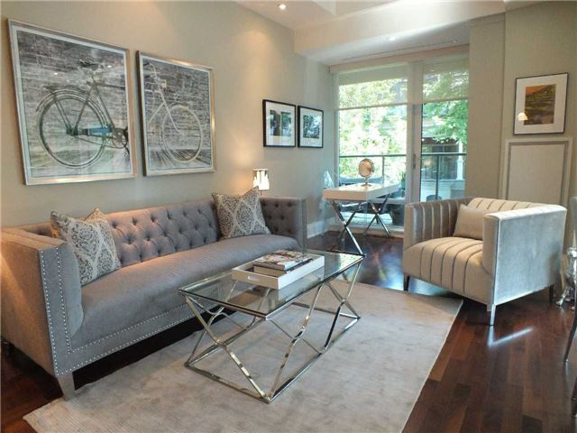 Sold: 205 - 100 Yorkville Avenue, Toronto, ON