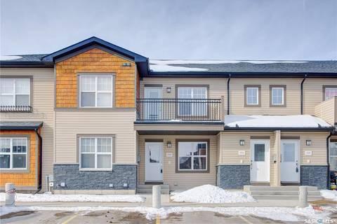 Townhouse for sale at 1015 Patrick Cres Unit 205 Saskatoon Saskatchewan - MLS: SK800012